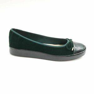 Isaac Mizrahi Live Womens Ballet Flats Shoes 9.5
